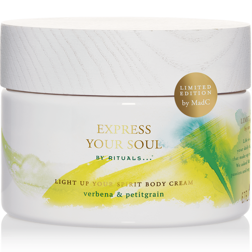Express Your Soul Shimmer Body Cream
