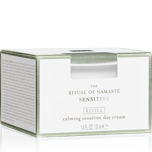 The Ritual of Namasté Calming Sensitive Day Cream Refill