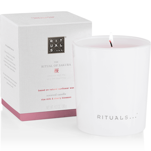The Ritual of Sakura Scented Candle