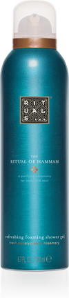 The Ritual of Hammam Foaming Shower Gel