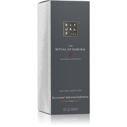 The Ritual of Samurai Face 24h Active Hydration Face Cream
