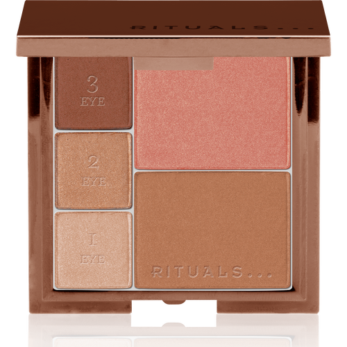Miracle Sunkissed Glow Eye and Face Palette