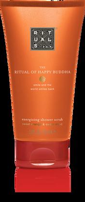 The Ritual of Happy Buddha Shower Scrub