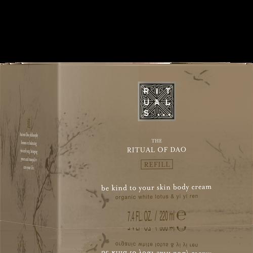 The Ritual of Dao Body Cream Refill