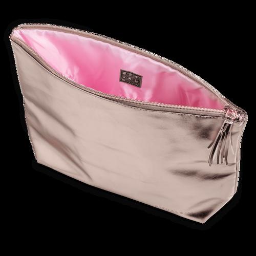 Travel Bag For Her - Sakura Silver Pink