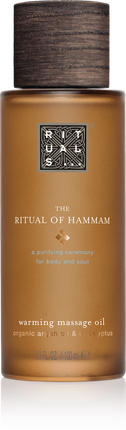 The Ritual of Hammam Massage Oil