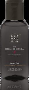 The Ritual of Samurai Hands Free