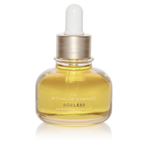The Ritual of Namaste Restoring Face Oil