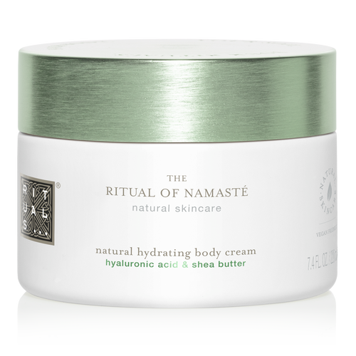 The Ritual of Namaste Natural Hydrating Body Cream