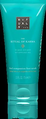 The Ritual of Karma Foot Scrub