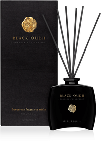 Black Oudh Mini Fragrance Sticks