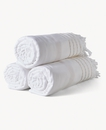 Hammam Towel White Gold
