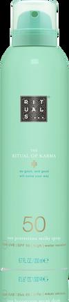 The Ritual of Karma Sun Protection Milky Spray 50