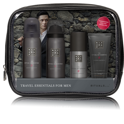 The Ritual of Samurai Travel Essentials Set