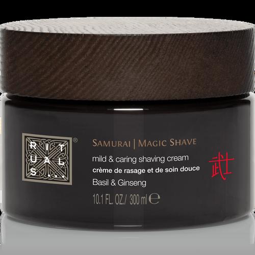 Samurai Magic Shave