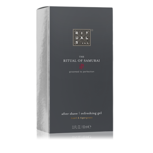 The Ritual of Samurai After Shave Refresh Gel