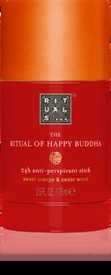 The Ritual of Happy Buddha Anti-Perspirant Stick