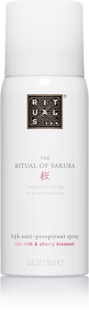 The Ritual of Sakura Anti-Perspirant Spray