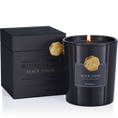 Black Oudh Scented Candle