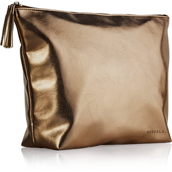 Travel Bag For Her - Bronze Metallic