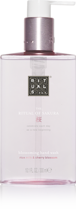 The Ritual of Sakura Hand Wash
