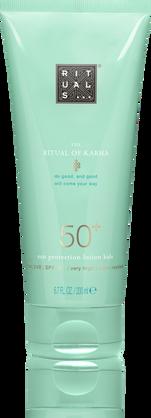 The Ritual of Karma Sun Protection Lotion Kids 50+