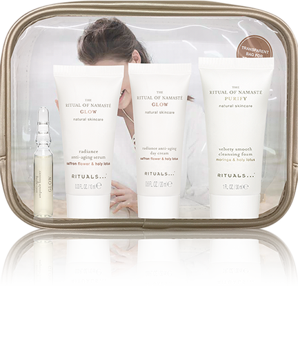 Travel Bag Face Care