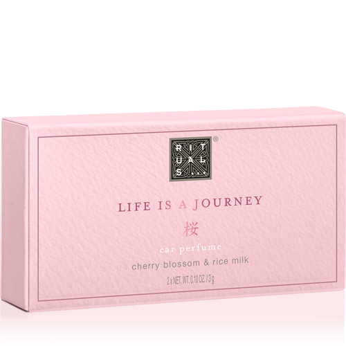 Life is a Journey - Sakura Car Perfume