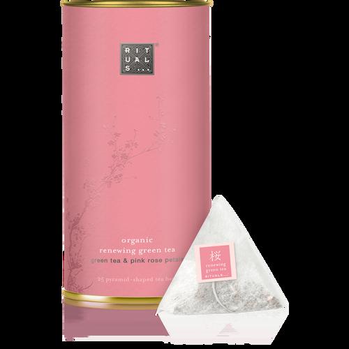 The Ritual of Sakura Organic Tea