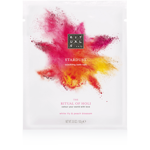 The Ritual of Holi Crackling Bath Salt