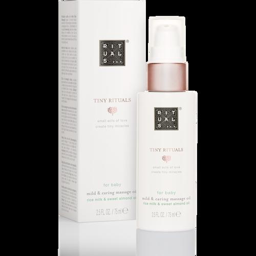 Tiny Rituals Baby Massage Oil