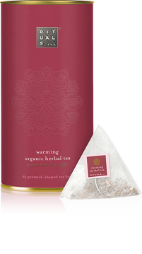 The Ritual of Ayurveda Vata Organic Tea