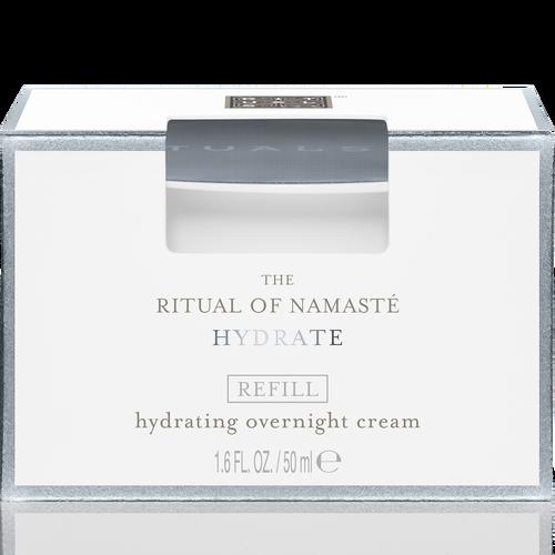 The Ritual of Namasté Hydrating Overnight Cream Refill