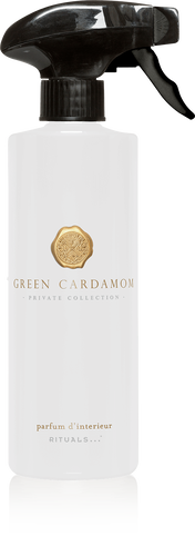 Green Cardamom Parfum d'Interieur