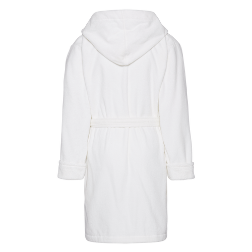 Mrs Bathrobe - White - L