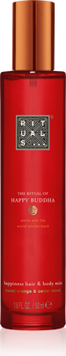 The Ritual of Happy Buddha Hair & Body Mist