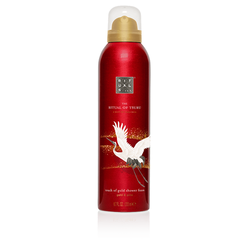 The Ritual of Tsuru Foaming Shower Gel
