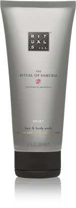 The Ritual of Samurai Hair & Body Wash