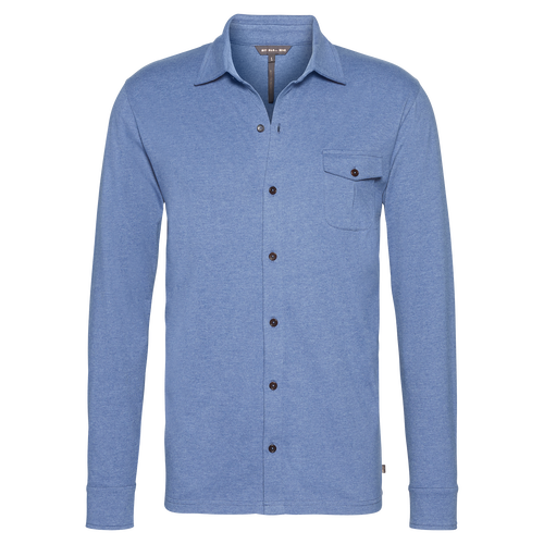 Maday - Blue melange - L
