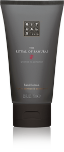 The Ritual of Samurai Hand Lotion