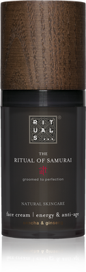 The Ritual of Samurai Energy & Anti-Age Face Cream