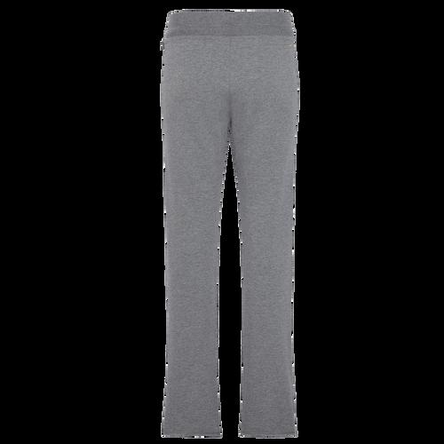 Yan - Magnet grey melange - L