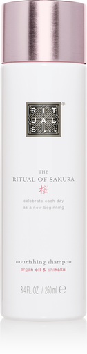 The Ritual of Sakura Shampoo