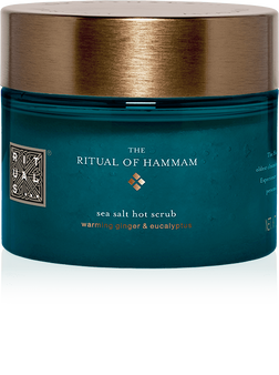 The Ritual of Hammam Hot Scrub