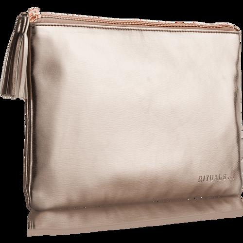 Make Up Bag - Sakura Silver Pink