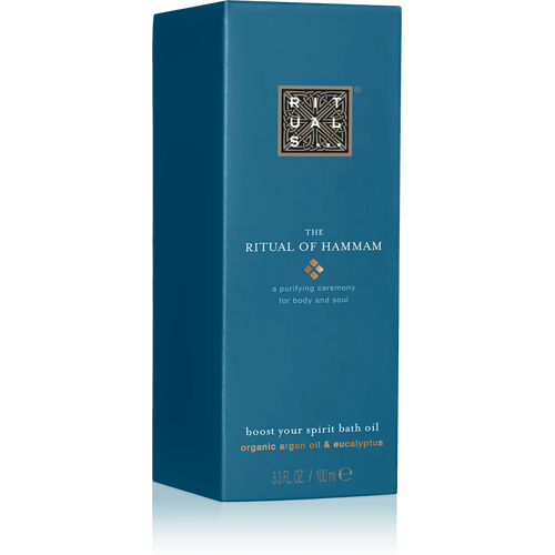 The Ritual of Hammam Bath Oil