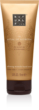 The Ritual of Ayurveda Hand Scrub
