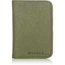 Passport Holder - Olive Green