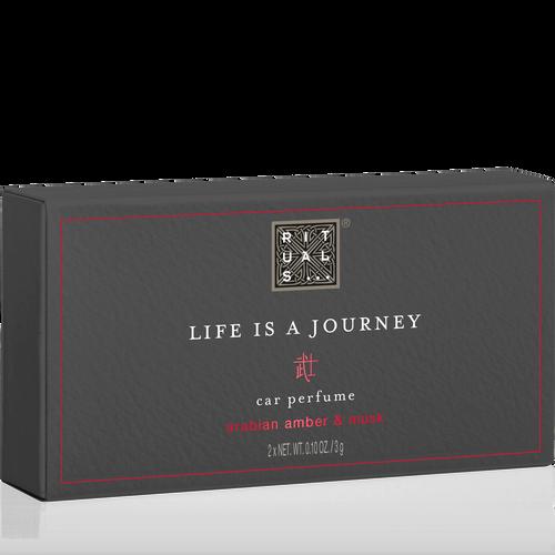 Life is a Journey - Samurai Car Perfume
