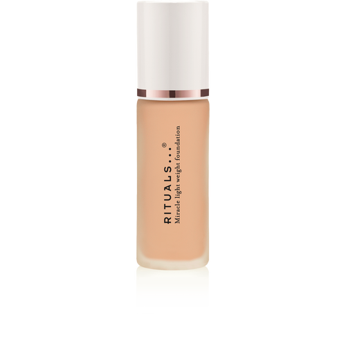 Miracle Light Weight Foundation Ivory